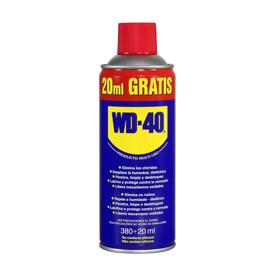 Imagen de WD-40 spray multiusos 380+20 ml gratis