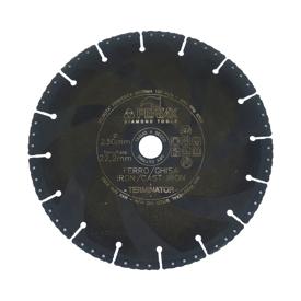 Imagen de Disco diamante corte hierro 230 mm Pentax