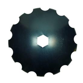 Imagen de Disco dentado Bellota 1906-26 ME-98 6 mm