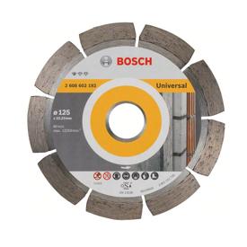 Imagen de Disco diamante Bosch Eco-2 general obra 125 mm