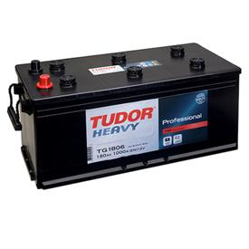 Imagen de Batería Tudor Profesional TG1806 180
