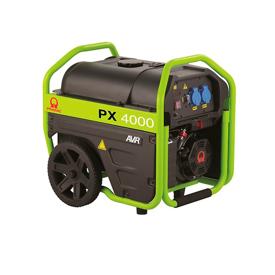 Generador Pramac PX8000 + AVR 5,4 KW 230V - Suministros ...