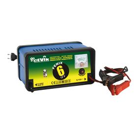 Imagen de Cargador de baterías Fénix 6 12 V.
