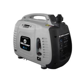 Imagen de Generador silencioso gasolina Pramac Blizzer + ace 1 Kw