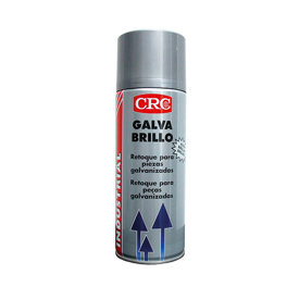 Imagen de Spray galvanizado brillo profesional CRC 400 ml