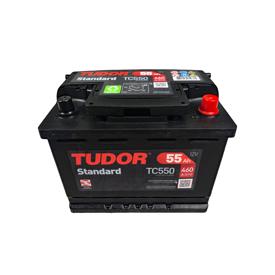 Imagen de Batería Tudor Standard TC550 55AH