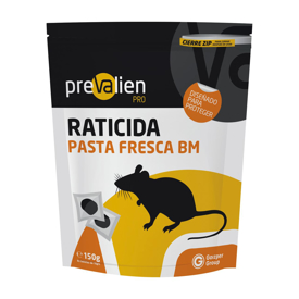 Imagen de Raticida pasta fresca Prevalien 150 gramos