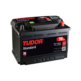 Imagen de Batería Tudor Standard TC700 70AH