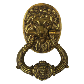 Imagen de Llamador cabeza de león