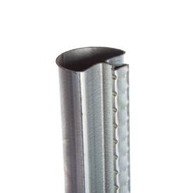 Imagen de Poste cremallera galvanizado 1000 mm