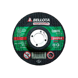 Imagen de Disco corte piedra Bellota 50302-125