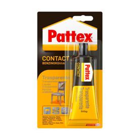 Imagen de Cola de contacto transparente Pattex 50 gr.