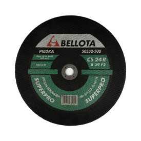Imagen de Disco corte seco piedra Bellota 50352