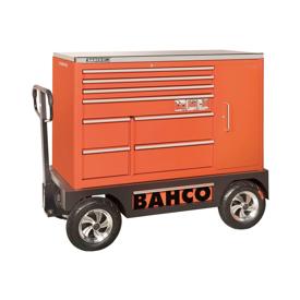 Imagen de Carro taller Bahco XXL con ruedas y armario