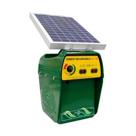 Imagen de Pastor eléctrico ZAR Zerko-Recargable solar 12V