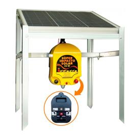 Imagen de Pastor eléctrico ZAR Súper Impacto Solar 25W