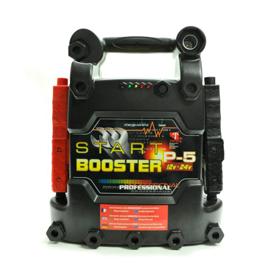 Imagen de Arrancador de baterías Cevik P5/12-24V