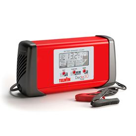 Imagen de Cargador arrancador de baterías Telwin DOCTOR CHARGE 50