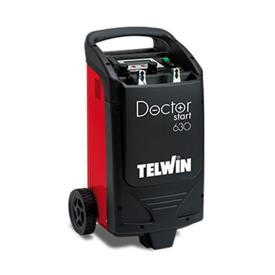 Imagen de Cargador arrancador de baterías Telwin DOCTOR START 630