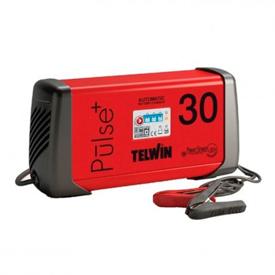 Imagen de Cargador arrancador de baterías Telwin PULSE 30