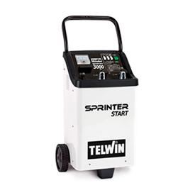 Imagen de Cargador arrancador de baterías Telwin SPRINTER 3000