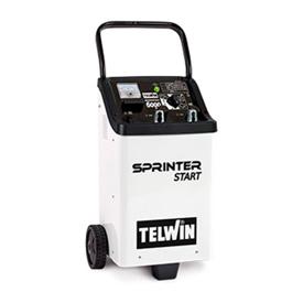 Imagen de Cargador arrancador de baterías Telwin SPRINTER 6000