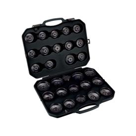 Imagen de Juego de cazoletas filtros de aceite Bahco
