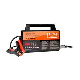 Imagen de Cargador estabilizador baterías Bahco 100 A