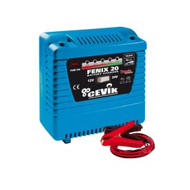 Imagen de Cargador de baterías Fénix 20 12/24 V