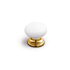 Imagen de Pomo base dorada Estamp