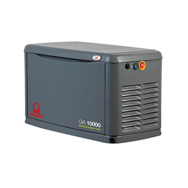 Imagen de Generador a gas Pramac GA10000