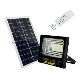 Imagen de Foco solar con mando 100 W Ayerbe