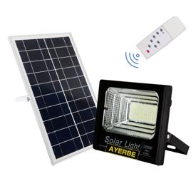 Imagen de Foco solar con mando 200 W Ayerbe