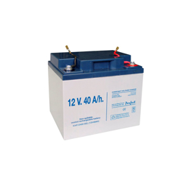 Imagen de Batería gel recargable ZAR Zarpazo 12V 40 A/h