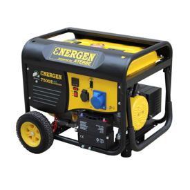 Imagen de Generador dual Gas-Gasolina Ayerbe Energen 7500 6500W