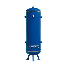 Imagen de Calderín vertical aire comprimido-nitrógeno 270 litros 16 bar Imcoinsa