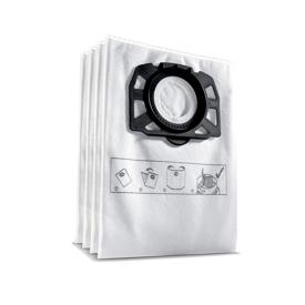 Imagen de Bolsas filtro Karcher WD 4-5-6 (4 unidades)