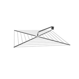 Imagen de Tendedero exterior Eolo giratorio 1 brazo