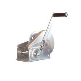 Imagen de Cabrestante zincado 1200 kg Ayerbe AY-1200-ZINC