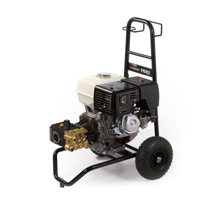 Imagen de Hidrolimpiadora a gasolina 13 HP 250 bar