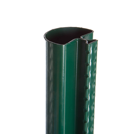 Imagen de Poste cremallera verde 1000 mm