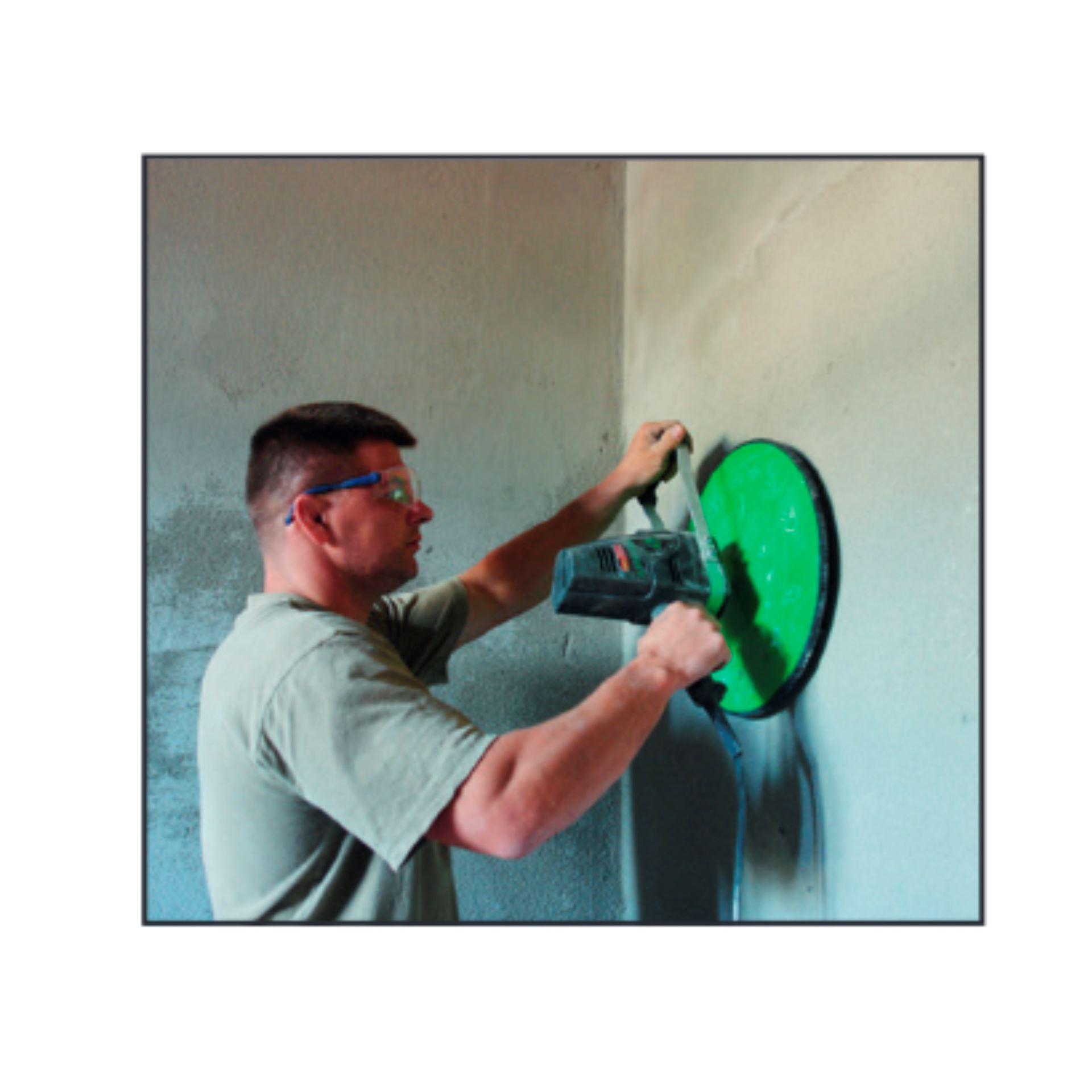 Imagen de Fratasadora para paredes Eibenstock EPG400 500W